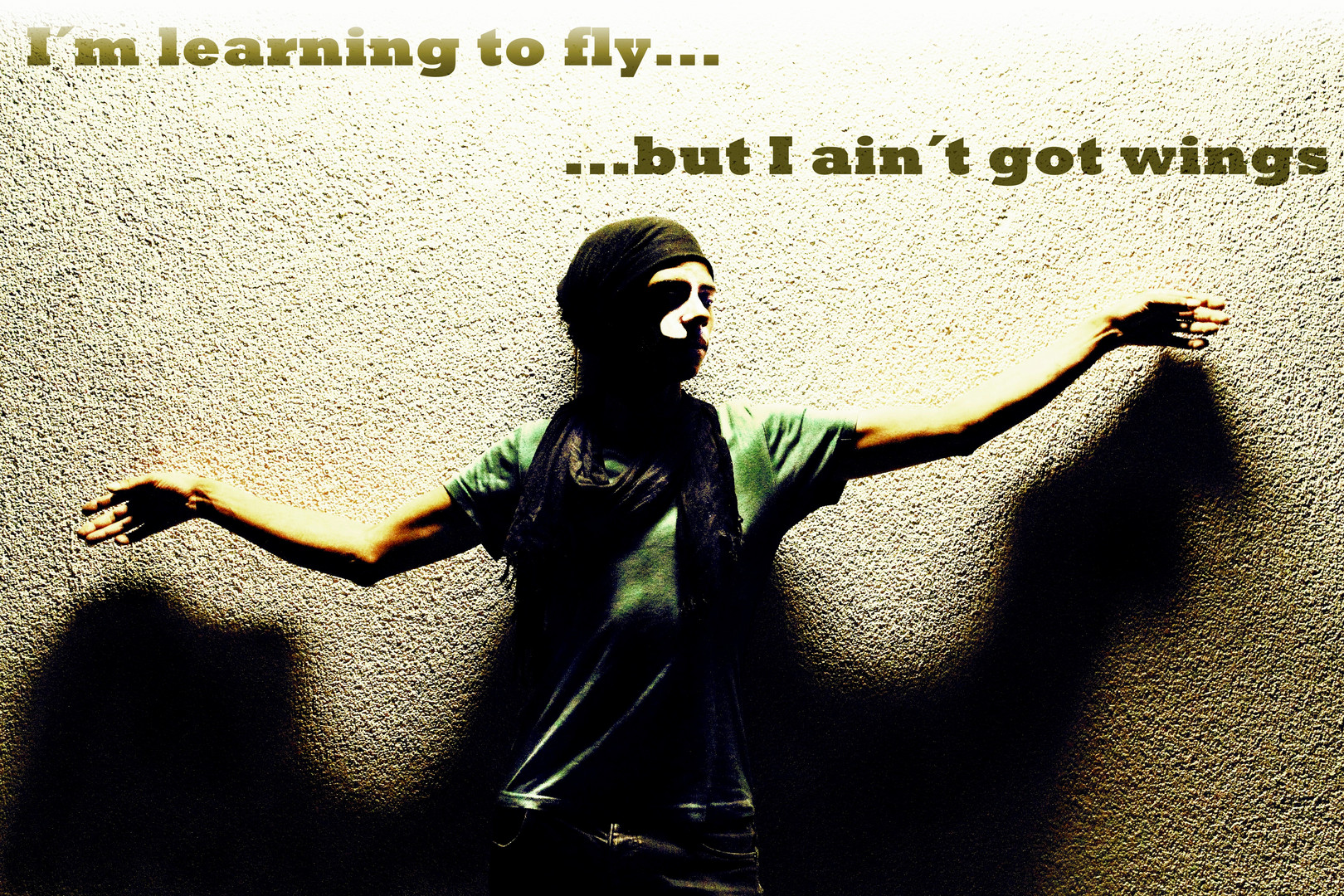 I´m learning to fly