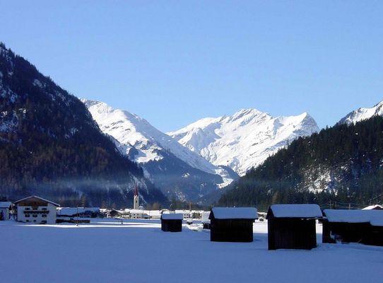 Im Lechtal (Österreich)