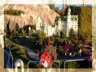 im Legoland ( Schloss Neuschwanstein )