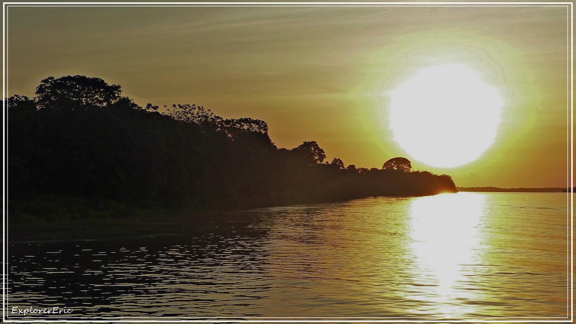 im letzten Licht der Abendsonne..............