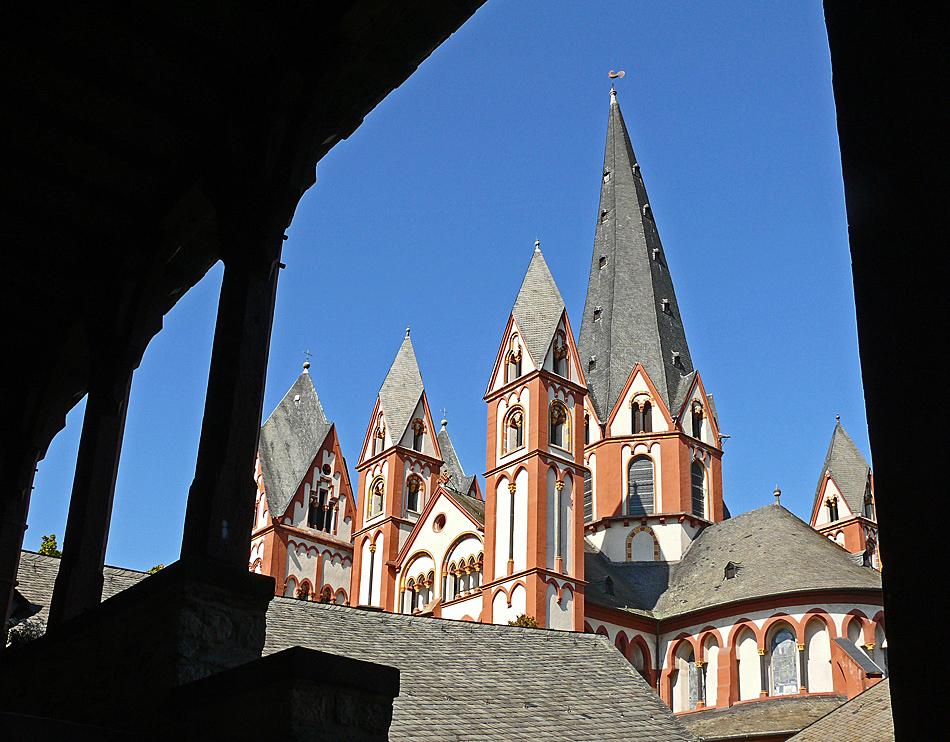 Im Limburger Dom...