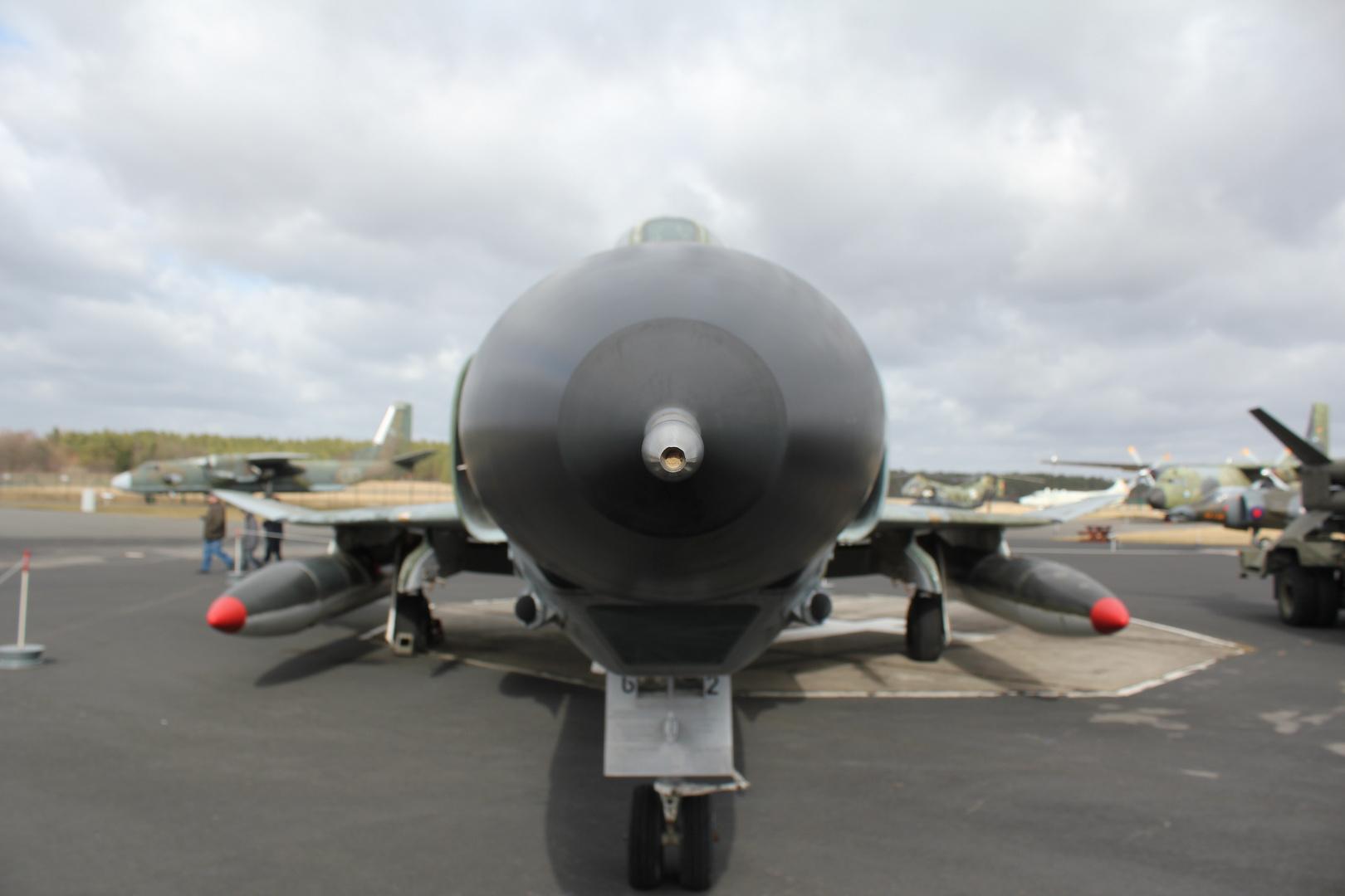 Im Luftwaffenmuseum