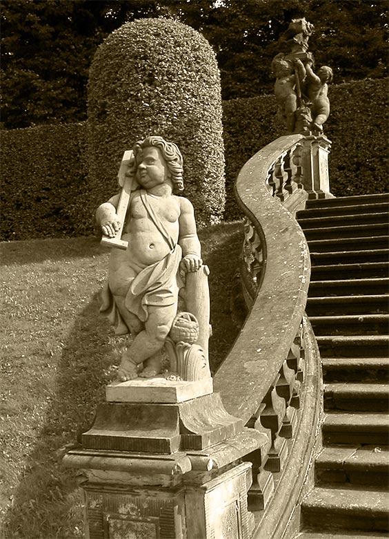 im Lustgarten von ....