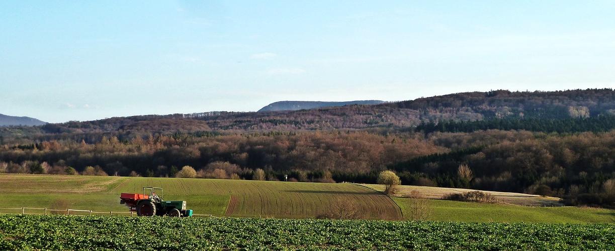 Im Märzen der Bauer.........
