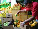 Im Markt von Los Llanos de Aridane
