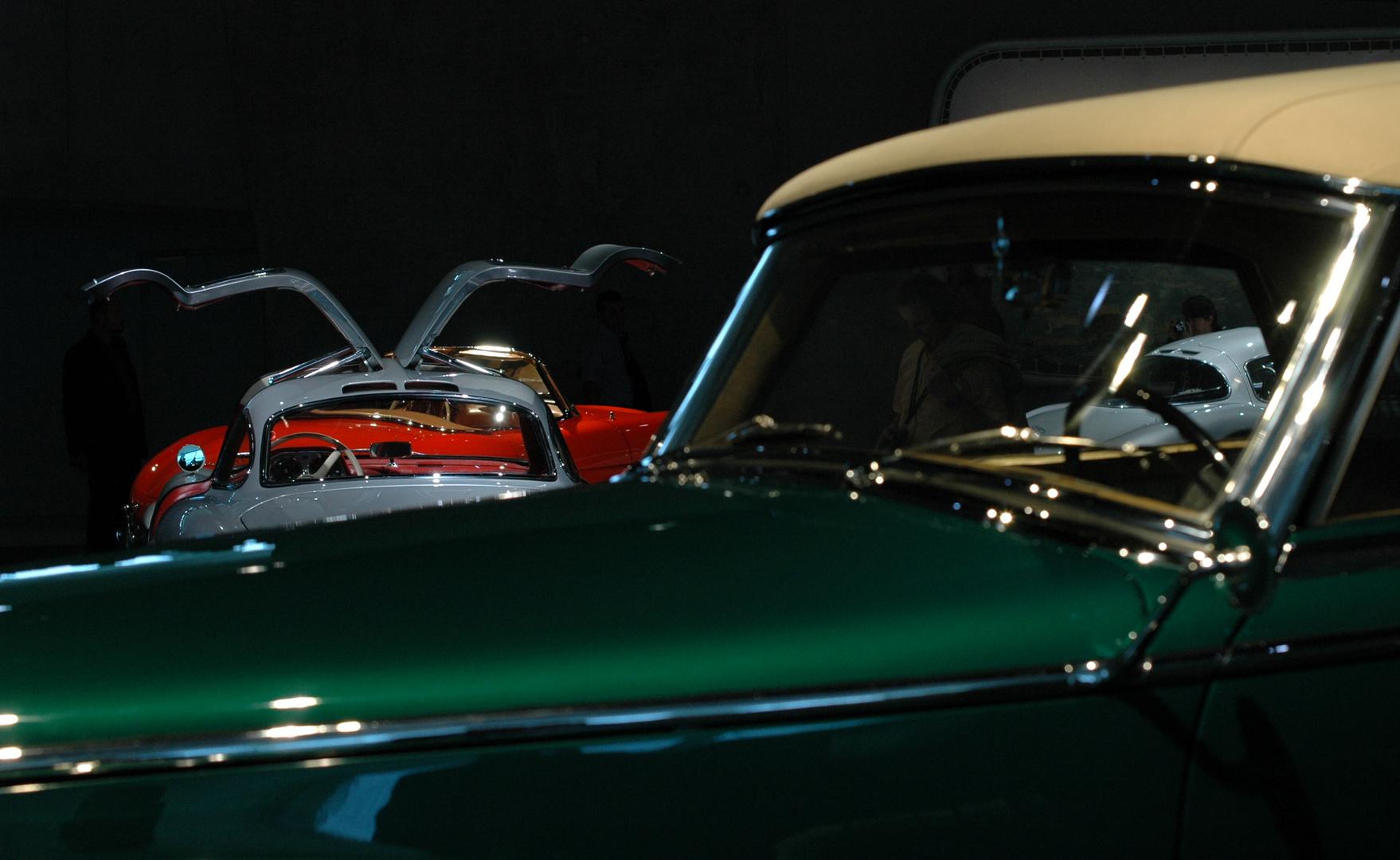 Im Mercedes Benz Museum II
