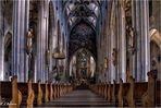 Im Münster von Überlingen