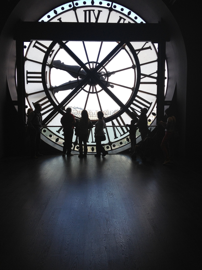 im musee d`orsay