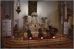 Im Museo Musica in Venedig