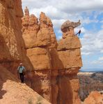 "Im National Park ""Bryce Canyon"" USA"