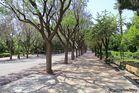 Im Nationalgarten von Athen
