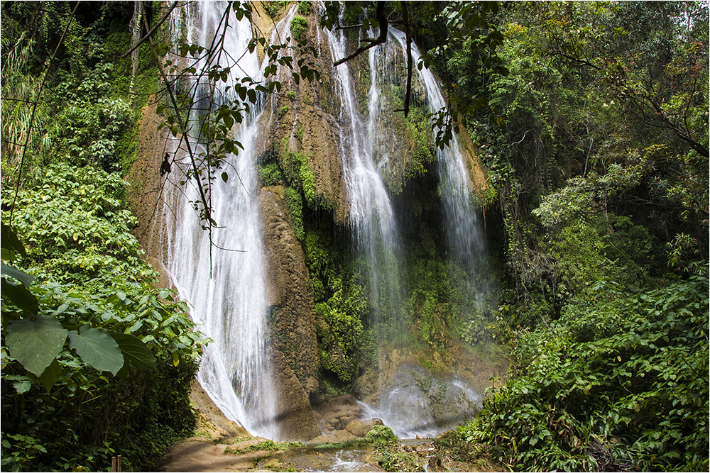 im Naturpark Guanayara