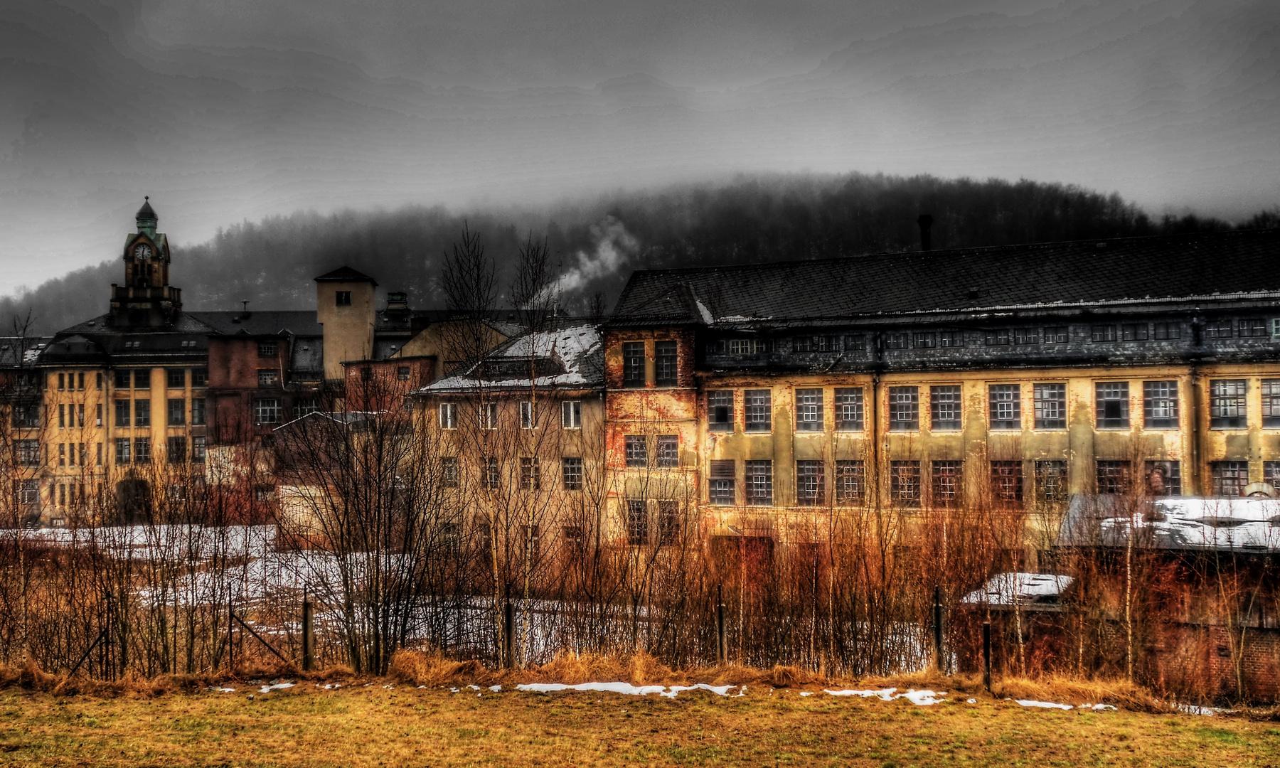 Im Nebel 2