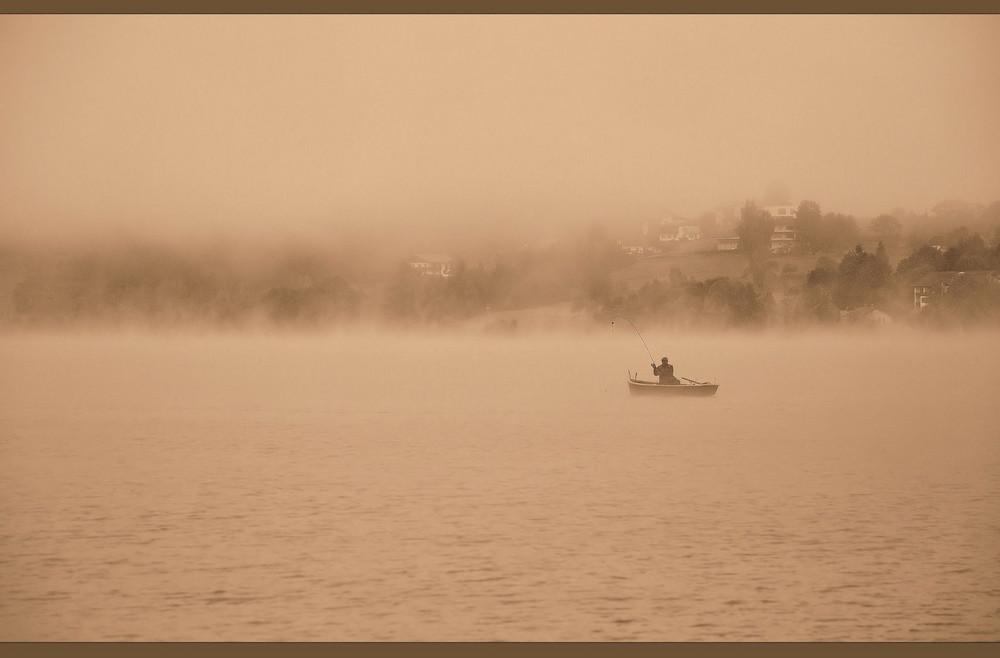 im Nebel.......