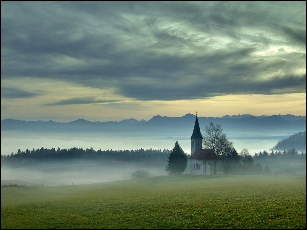Im Nebel..