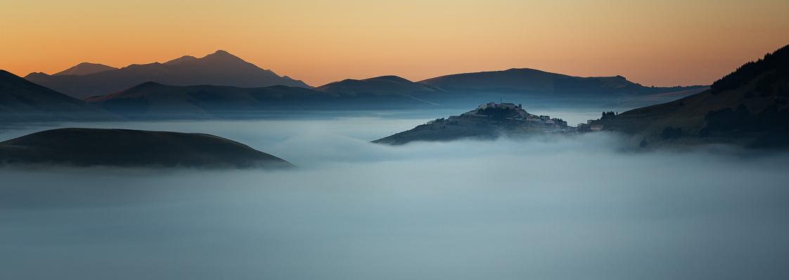 Im Nebelmeer