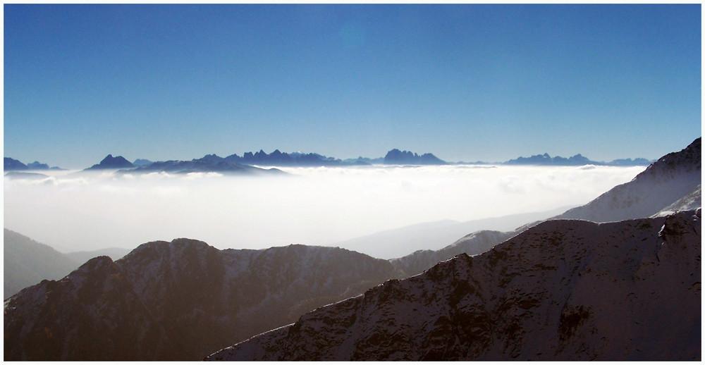 Im Nebelmeer II