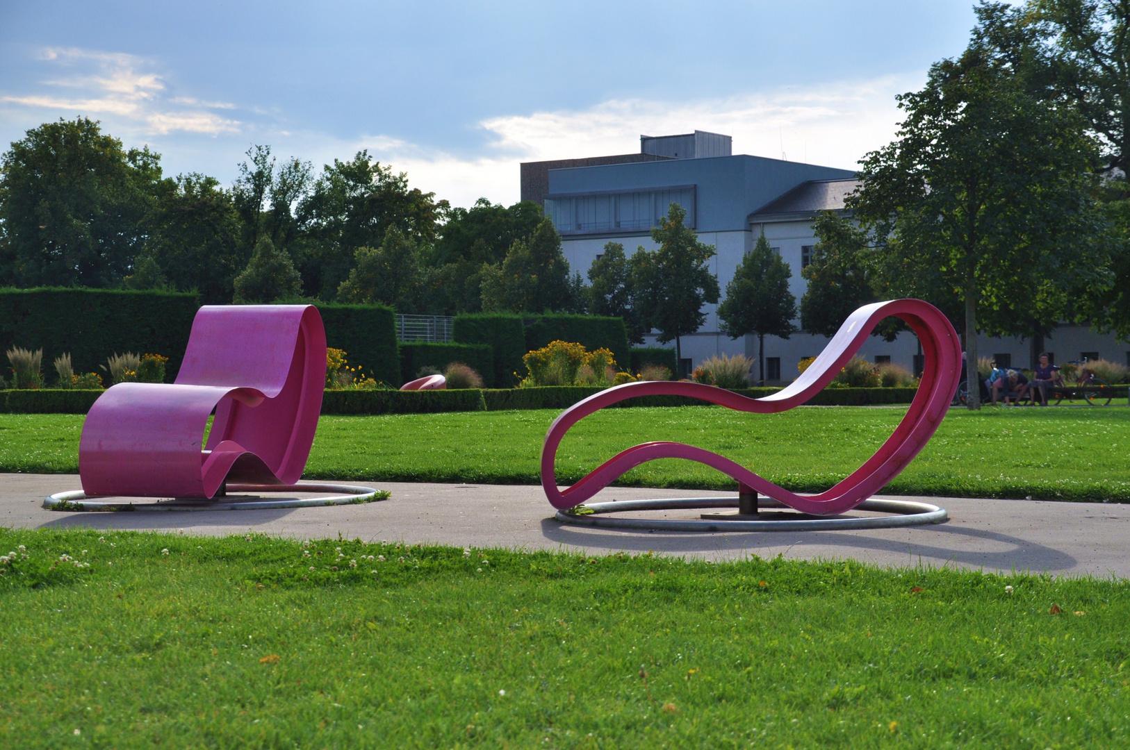 Im Neuen Lustgarten