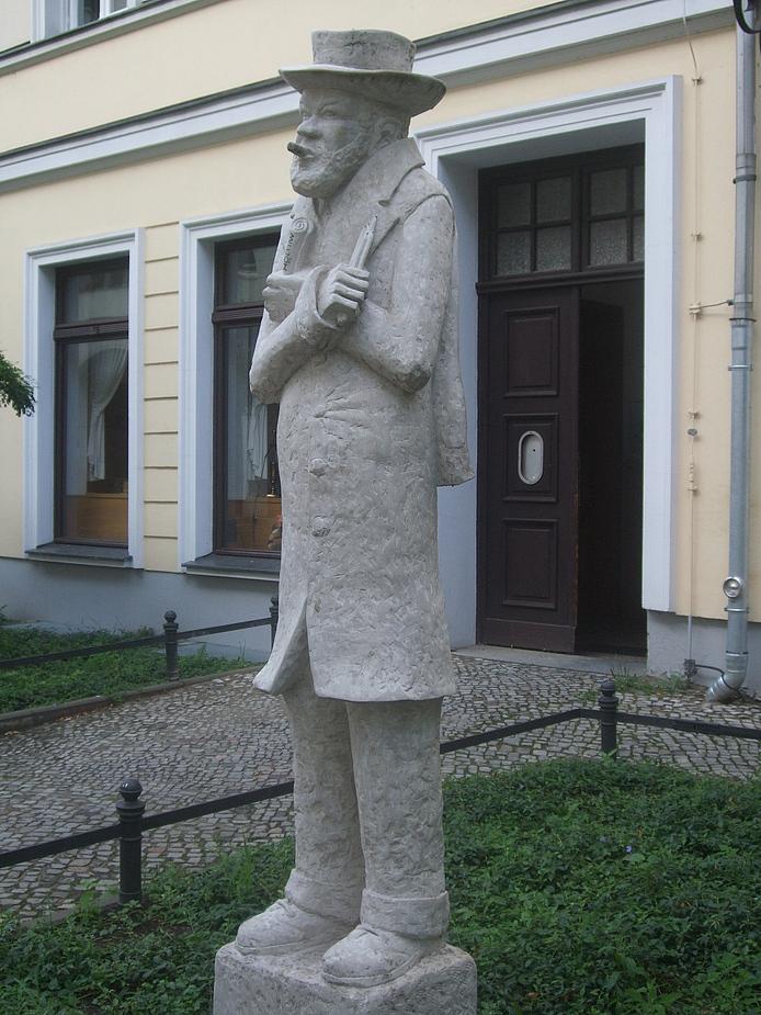 """Im Nikolaiviertel3"""