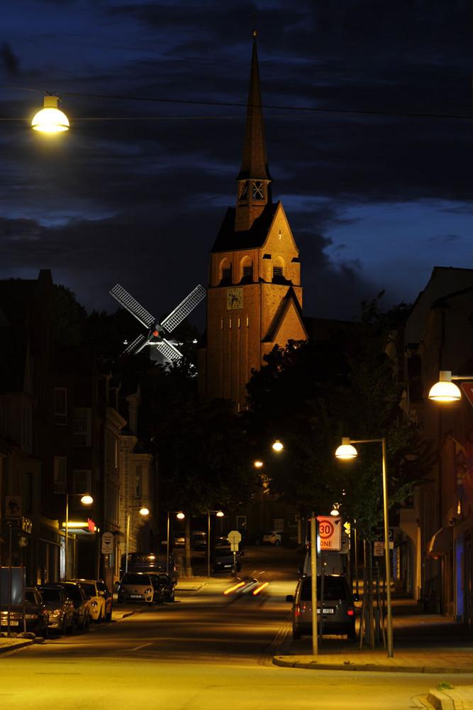 im Norden von Flensburg