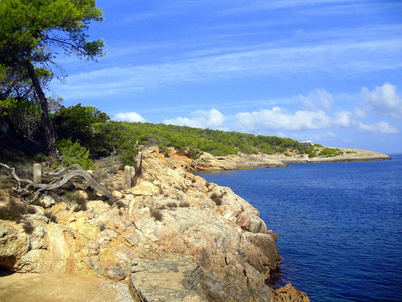 Im Norden von Ibiza - Portinatx 4
