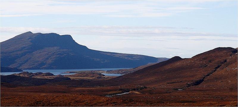 Im Norden von Schottland