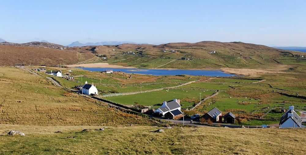 Im Nordwesten Schottlands