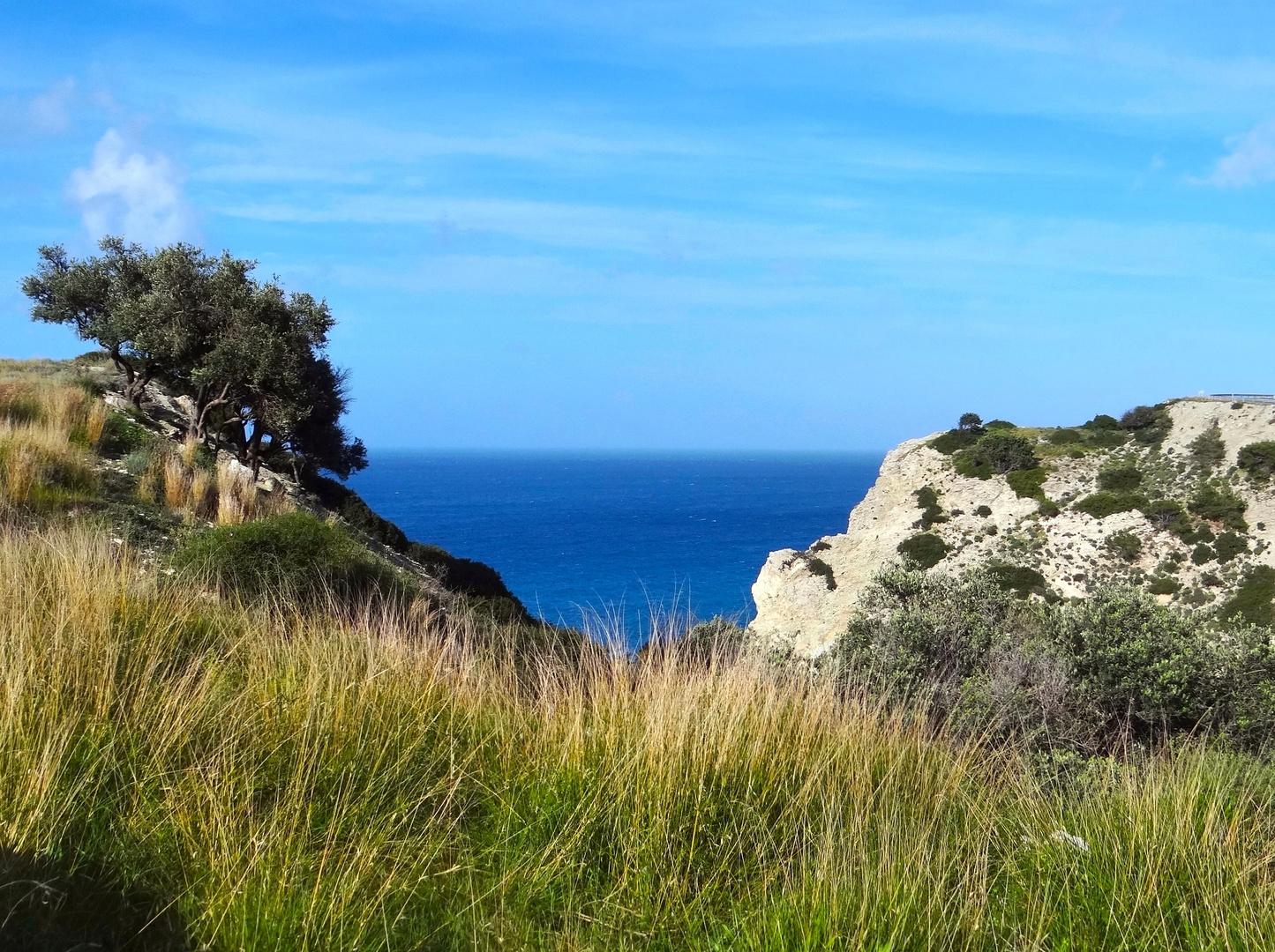 Im Nordwesten von Zypern