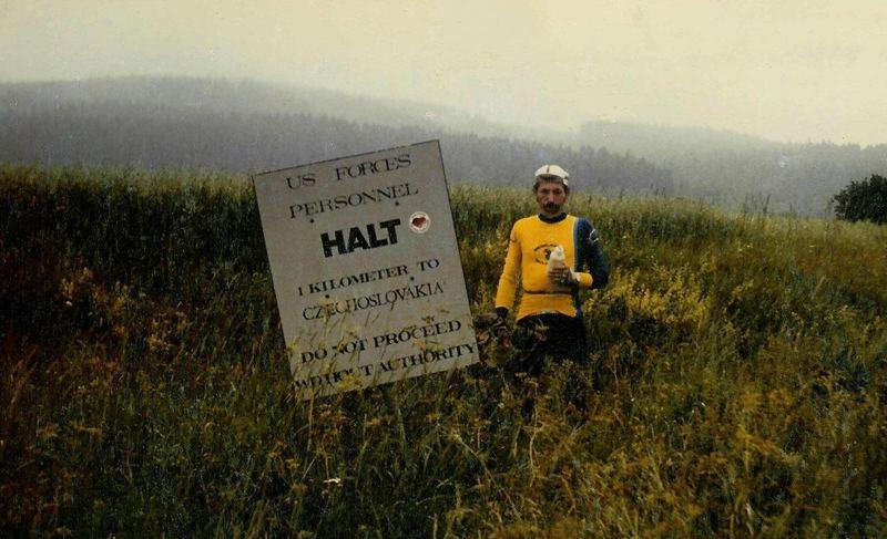 Im Oberpfälzer Wald - Dans la forêt du Haut-Palatinat