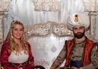 im Osmanischen Zelt