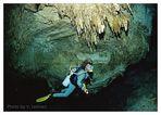 Im Overhead Environment - Cavern und Cavediving in Mexico
