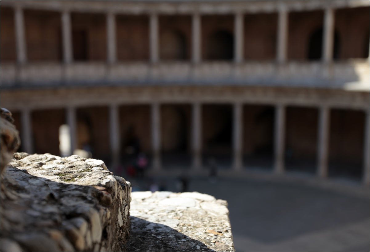 Im Palast des Kaisers