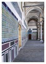 im Palast von Sultan Mehmed II