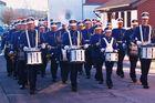 Im Paradeschritt