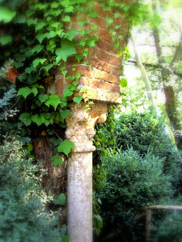 Im Parco Sigurta Giardino am Gardasee.......
