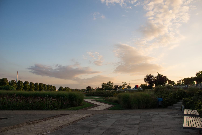 Im Park 1