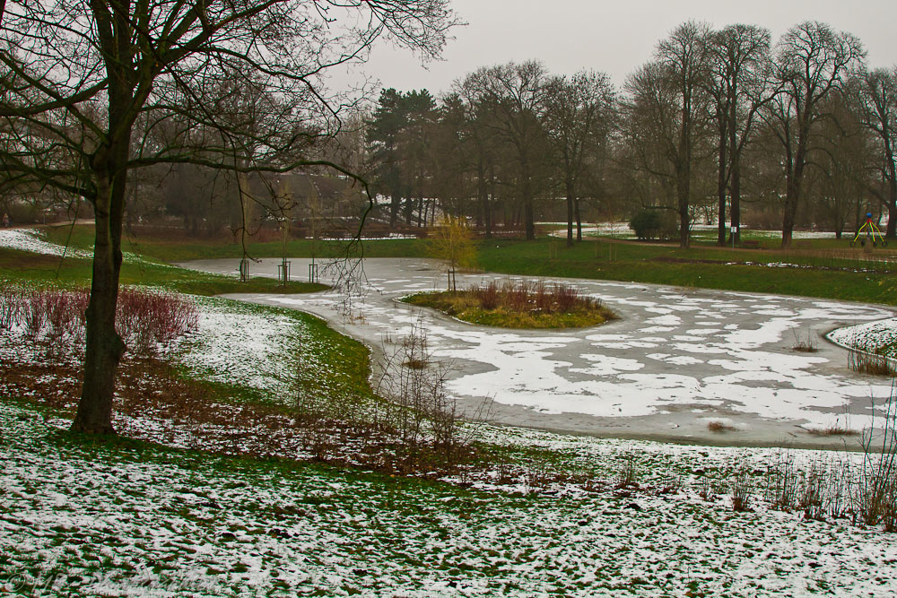 Im Park...