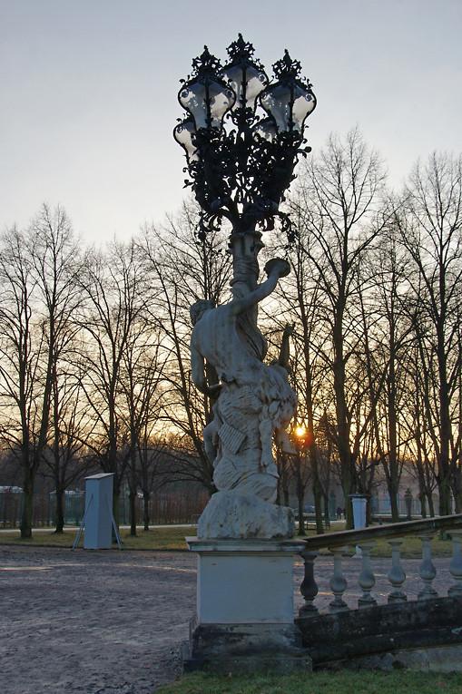 Im Park von Sanssouci, 25.01.09 – 13