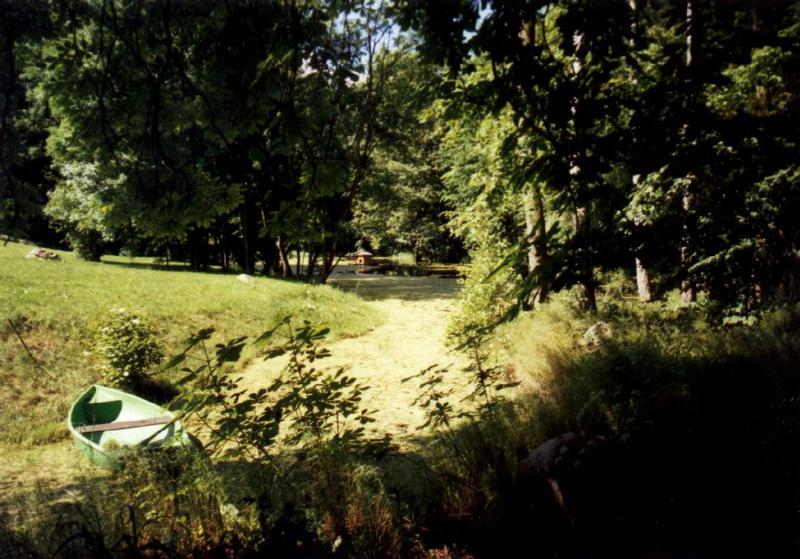 Im Park von Wendorf