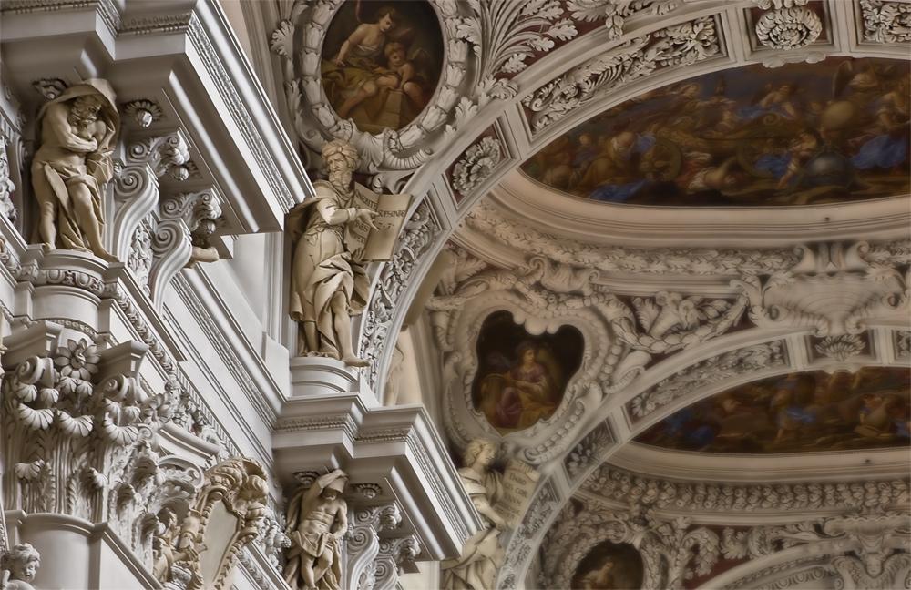 Im Passauer Dom