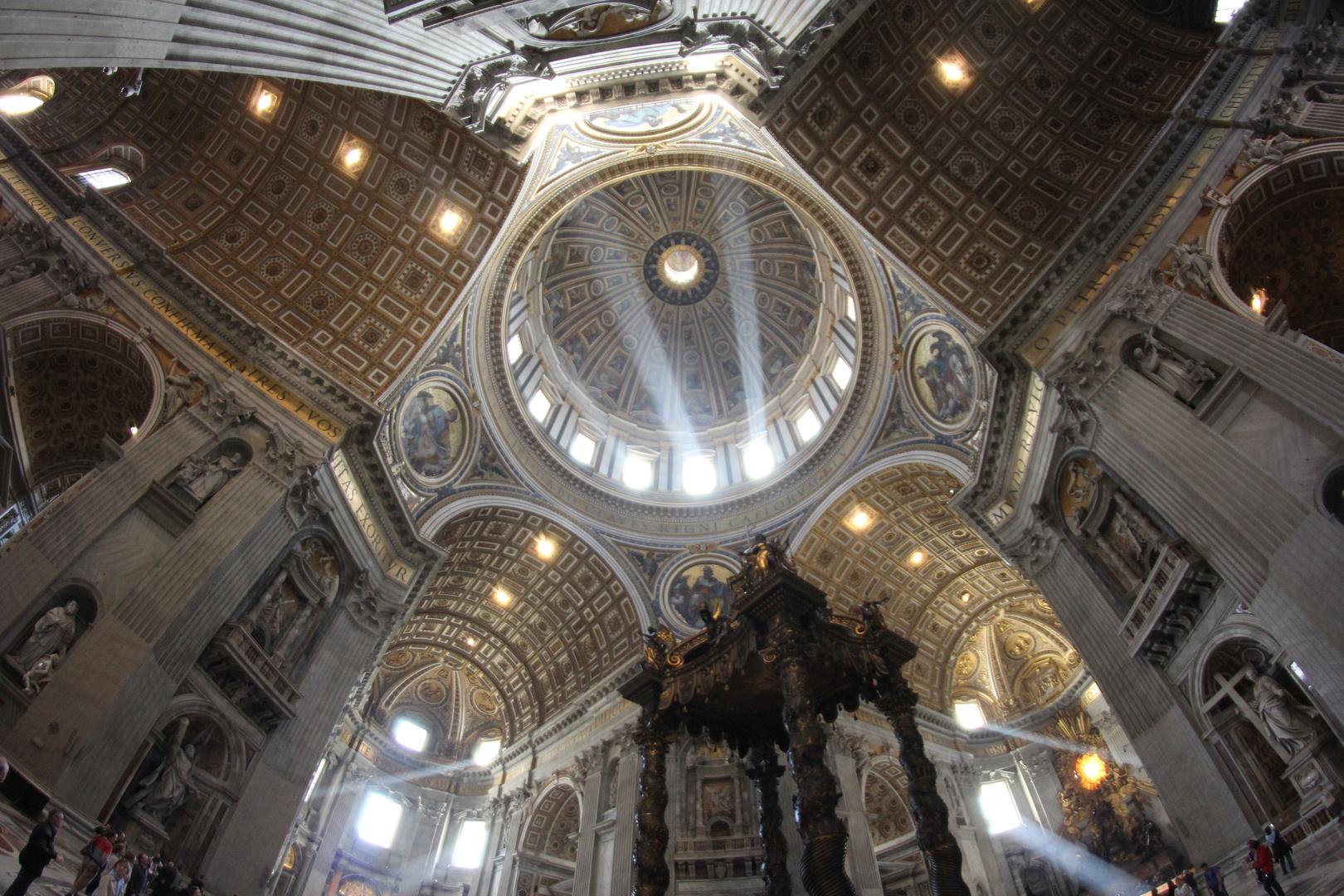 Im Petersdom 2