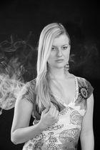 Im Rauch