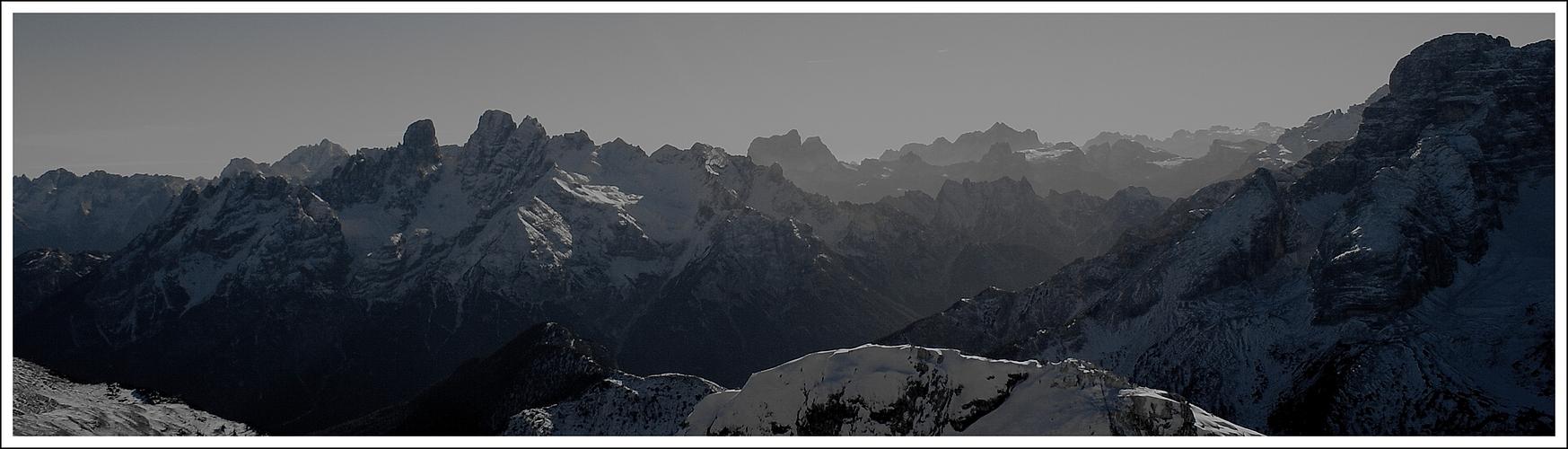 Im Reich der Dolomiten