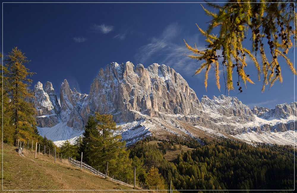 im Rosengarten / Südtirol