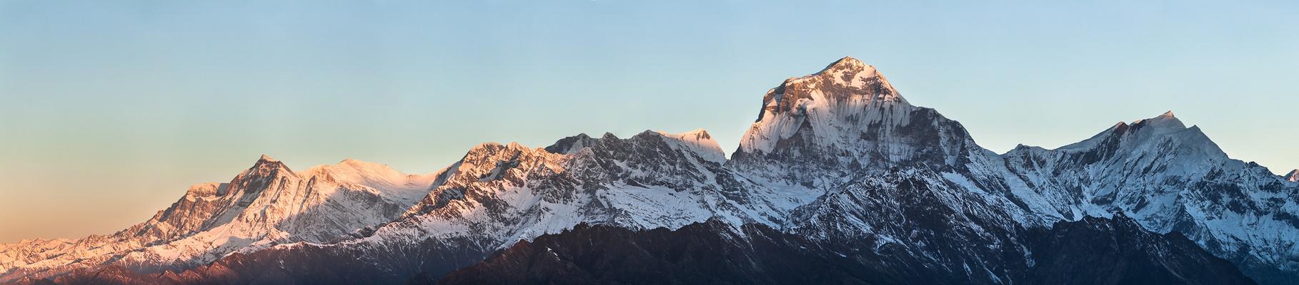 Im Schatten der Annapurna