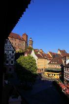 Im Schatten der Kaiserburg
