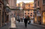 Im Schatten der Via Condotti