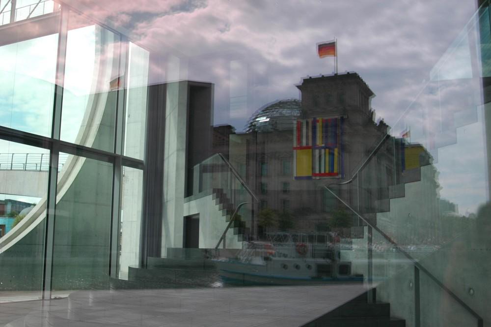 Im Schatten des Parlaments
