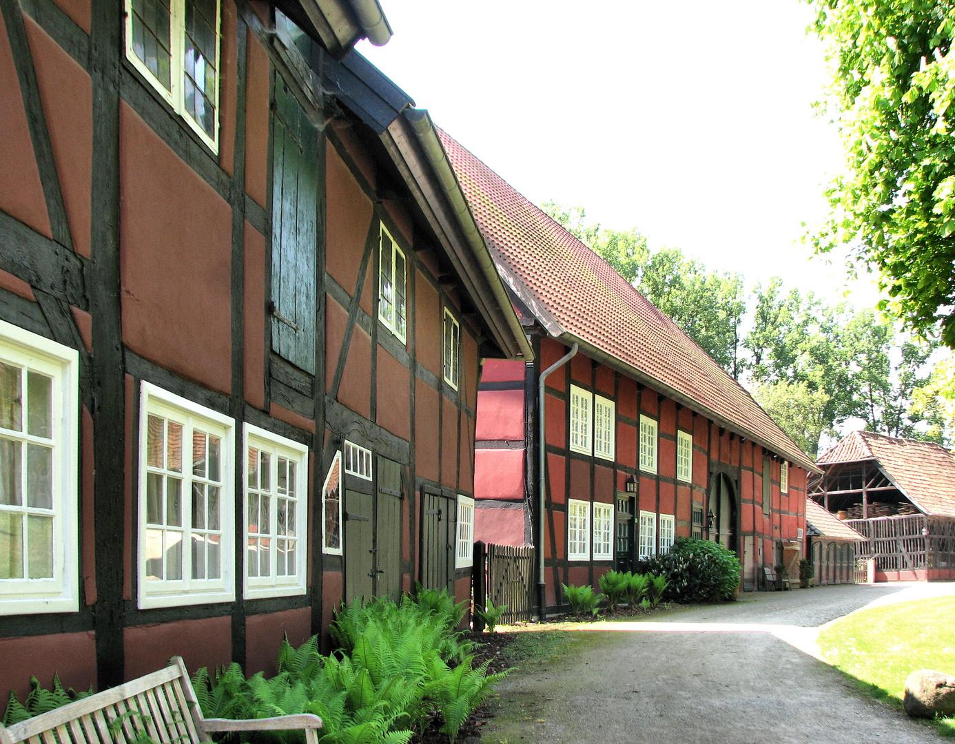 Im Schloßgarten Reda Wiedenbrück NRW