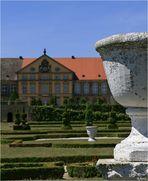 Im Schlossgarten von Hundisburg